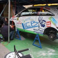 Schneebergland Rallye 2013 Opel Corsa OPC Wollinger Service