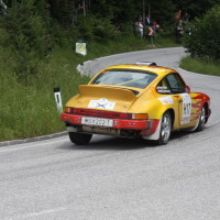 Schneebergland Rallye 2013 Porsche 911 SC Polesznig