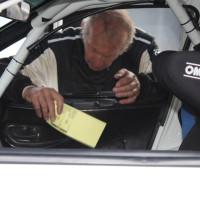 Schneebergland Rallye 2013 Rudi Stohl
