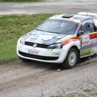 Schneebergland Rallye 2013 VW Polo Kris Rosenberger
