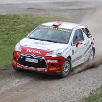 Schneebergland Rallye 2013 Citroen DS3 R3T Ebner Service Jaga Motorsport