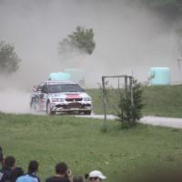 Schneebergland Rallye 2013 Beppo Harrach Mitsubishi Lancer EVO IX DiTech Racing