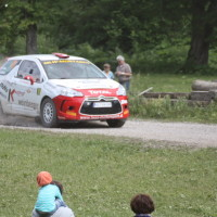 Schneebergland Rallye 2013 Citroen DS3 R3T Ebner Service Jaga Motorsport SP9