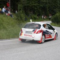 Schneebergland Rallye 2013 Alois Handler Peugeot 207 RC Autohaus Tasch