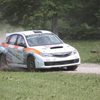 Schneebergland Rallye 2013 Walter Mayer Subaru Impreza WRX R4 SP9