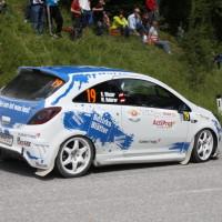 Schneebergland Rallye 2013 Doberer Opel Corsa OPC Bezirksblätter