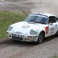 Schneebergland Rallye 2013 Johannes Huber Porsche 911 SC Carrera RS Historische