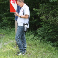 Schneebergland Rallye 2013 Geschäftsführer Chefredakteur Herausgeber AUTO-aktuell Christian Böhm