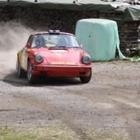 Schneebergland Rallye 2013 Porsche 911 SC Willi Polesznig Historische