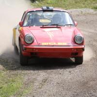 Schneebergland Rallye 2013 Porsche 911 SC Willi Polesznig SP 9 Bieglhof Rundkurs