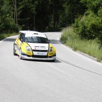 Schneebergland Rallye 2013 Suzuki Swift S1600 Dr. Attila Varga
