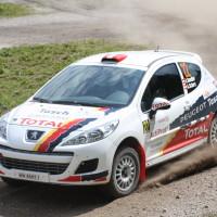 Schneebergland Rallye 2013 Alois Handler Peugeot 207 RC SP9