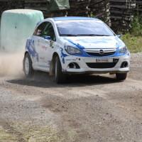 Schneebergland Rallye 2013 Opel Corsa OPC Doberer Wieser