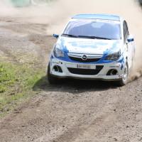 Schneebergland Rallye 2013 Opel Corsa OPC Doberer Drift