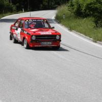 Schneebergland Rallye 2013 Ford Escort RS2000 Oskar Hebenstreit