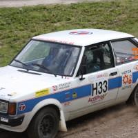 Schneebergland Rallye 2013 Talbot Sunbeam Stephan Förster Schotter