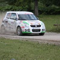 Schneebergland Rallye 2013 Klemens Haingartner Suzuki Swift