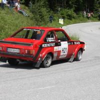 Schneebergland Rallye 2013 Ford Escort RS2000 Hebenstreit