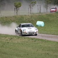 Schneebergland Rallye 2013 Johannes Huber Porsche 911 SC Carrera RS SP9 Bieglhof