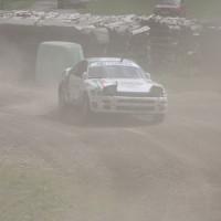 Schneebergland Rallye 2013 Toyota Celica 4WD Weingartner Drift