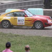 Schneebergland Rallye 2013 Porsche 911 SC Willi Polesznig Rundkurs Historische