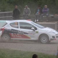 Schneebergland Rallye 2013 Alois Handler Peugeot 207 RC Rundkurs SP 9