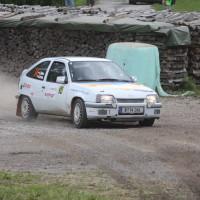 Schneebergland Rallye 2013 Kurt Adam Opel Kadett Gerlinde Krenn Bieglhof