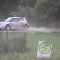 Schneebergland Rallye 2013 MIchael Böhm Suzuki Swift SP 14 Schwarzau