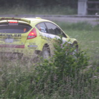 Schneebergland Rallye 2013 Ford Fiesta S2000 SP 14 Rundkurs Schwarzau