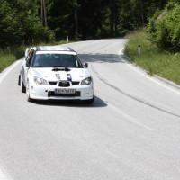 Schneebergland Rallye 2013 Haslauer Rudolf Stohl Subaru Impreza WRX STI