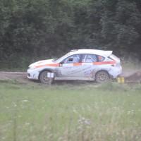 Schneebergland Rallye 2013 Subaru Impreza SP 14 Rundkurs Schwarzau