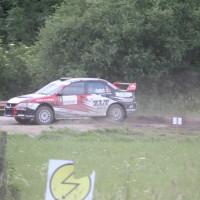 Schneebergland Rallye 2013 Mitsubishi Lancer Evo SP 14 Schwarzau