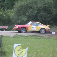 Schneebergland Rallye 2013 Porsche 911 Start SP 14 Schwarzau