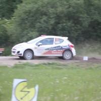 Schneebergland Rallye 2013 Peugeot Handler Start SP 14 Schwarzau