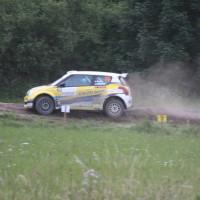 Schneebergland Rallye 2013 Suzuki Swift SP 14 Schwarzau