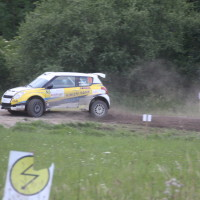 Schneebergland Rallye 2013 Suzuki Swift SP 14 Schwarzau im Gebierge