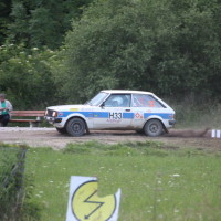 Schneebergland Rallye 2013 Talbot Sunbeam SP 14 Schwarzau im Gebierge