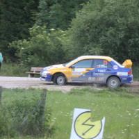 Schneebergland Rallye 2013 Mitsubishi Lancer EVO SP 14 Schwarzau im Gebierge