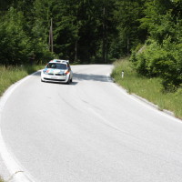 Schneebergland Rallye 2013 Kris Rosenberger VW Polo S2000