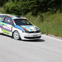 Schneebergland Rallye 2013 Rosenberger VW Polo S2000
