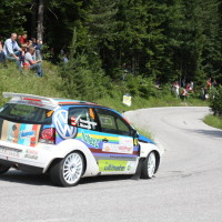 Schneebergland Rallye 2013 Rosenberger Monego VW Polo S2000