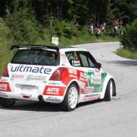 Schneebergland Rallye 2013 Böhm Suzuki Swift S1600