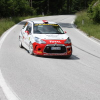 Schneebergland Rallye 2013 Citroen DS3 R3T Peter Ebner