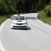 Schneebergland Rallye 2013 Walter Mayer Subaru Impreza WRX R4