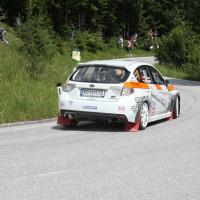 Schneebergland Rallye 2013 Walter Mayer Hofmann Subaru Impreza WRX R4
