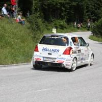 Schneebergland Rallye 2013 Haingartner Suzuki Swift