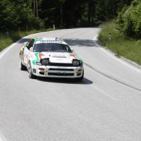 Schneebergland Rallye 2013 Toyota Celica 4WD Weingartner Pospischil
