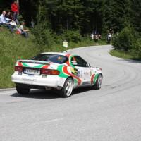 Schneebergland Rallye 2013 Toyota Celica 4WD Weingartner