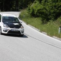 Schneebergland Rallye 2013 Uwe Henne Ford Fiesta ST