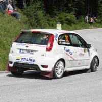 Schneebergland Rallye 2013 Henne Ford Fiesta ST